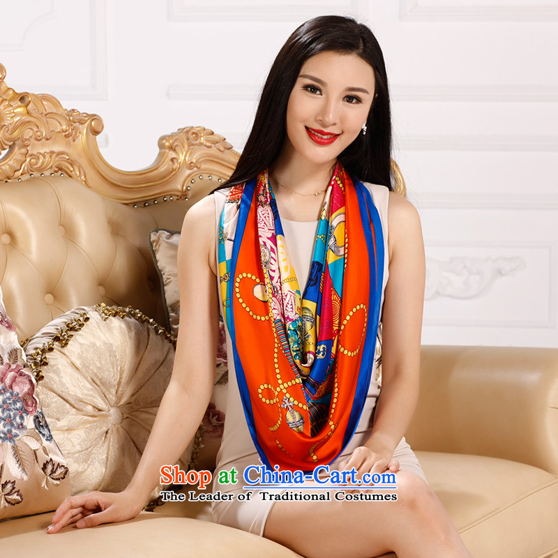 Shanghai Story shawl silk scarf female spring and autumn new silk scarves herbs extract scarf and classy and stylish modern female towel, Shanghai Story STORY IN SHANGHAI) , , , shopping on the Internet