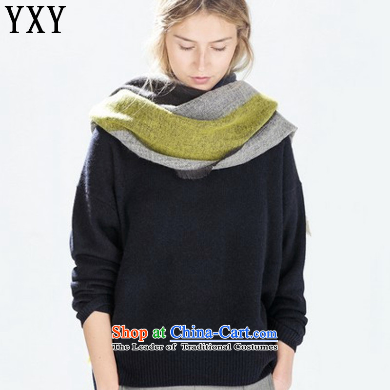 In Europe the cloud's cashmere spell color emulation shawl shawl upscale warm winter two shawls scarves MC016 with map color