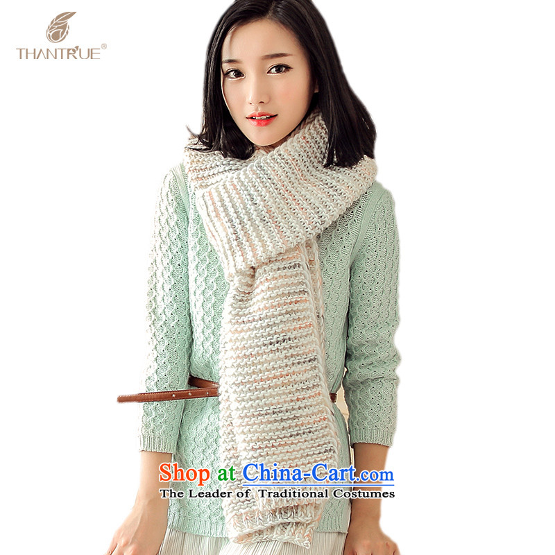 Ms. enjoy true thantrue autumn and winter stylish Sweet warm Knitting scarves W045 folder grizzled mender