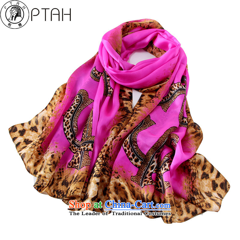 Buta long herbs extract spring and autumn winter Ms. silk scarf silk scarfs Korean version of Red Shawl masks in 4214