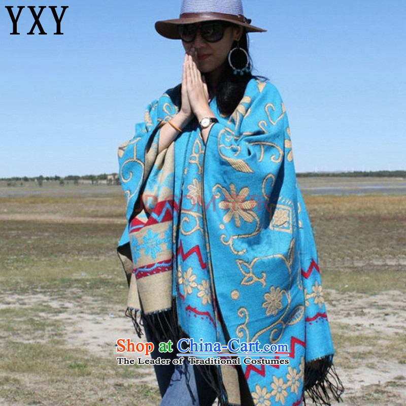 In line cloud retro emulation pashmina hot sale, sunscreen shawl scarf MC004 map color