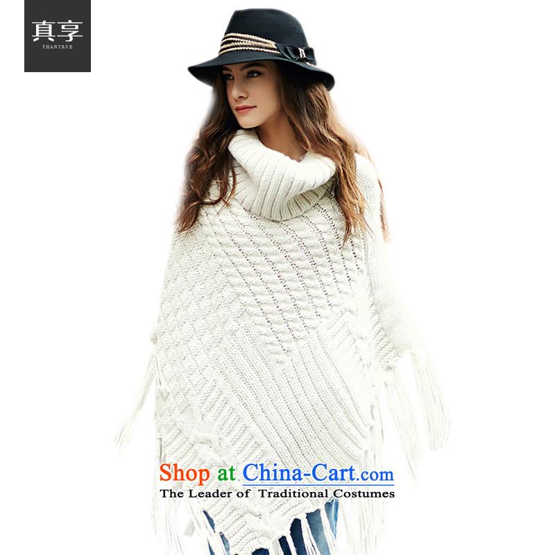 Really enjoy simple women SWEET STREAM Su Knitting scarves W005 Beige