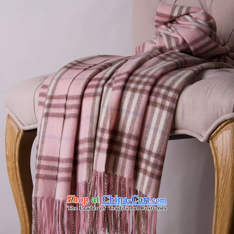 Ms. Ya Pure Wool shawl scarf autumn and winter intensify extra long warm thick small toner,)