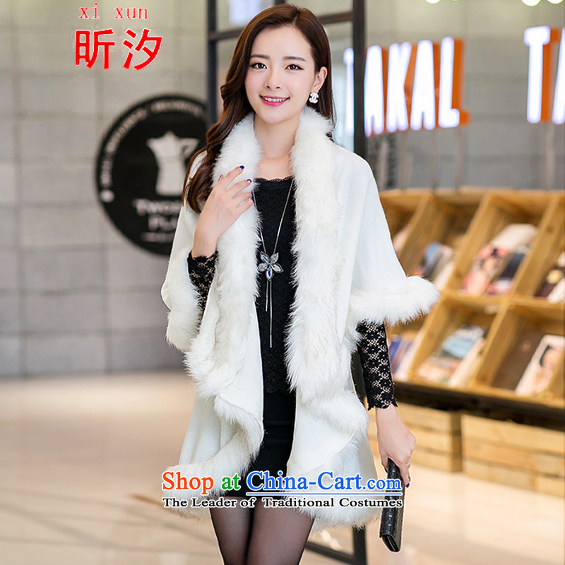 The litany of desingnhotels  &2015 autumn and winter new shawl jacket cloak knitwear sweater cardigan frock #5030 female brown are code, Xin Xi Zhi Xun (xi) , , , shopping on the Internet