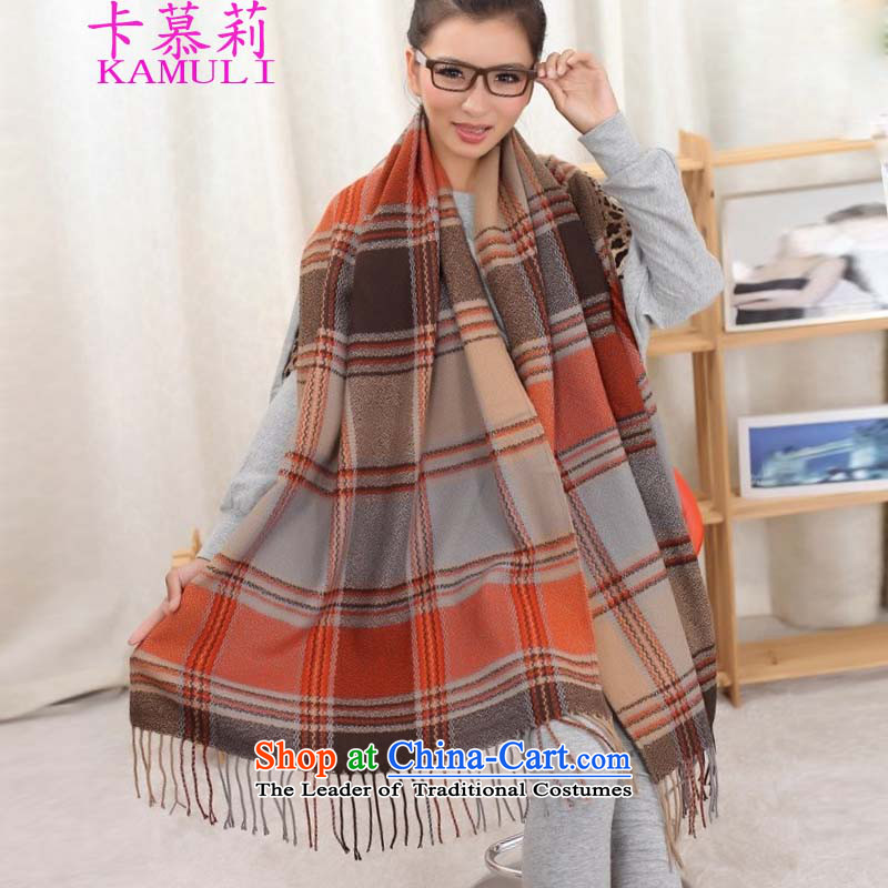 The card            new 2015 Li dongqiu college style sub-su pashmina shawl emulation #8023 a gray