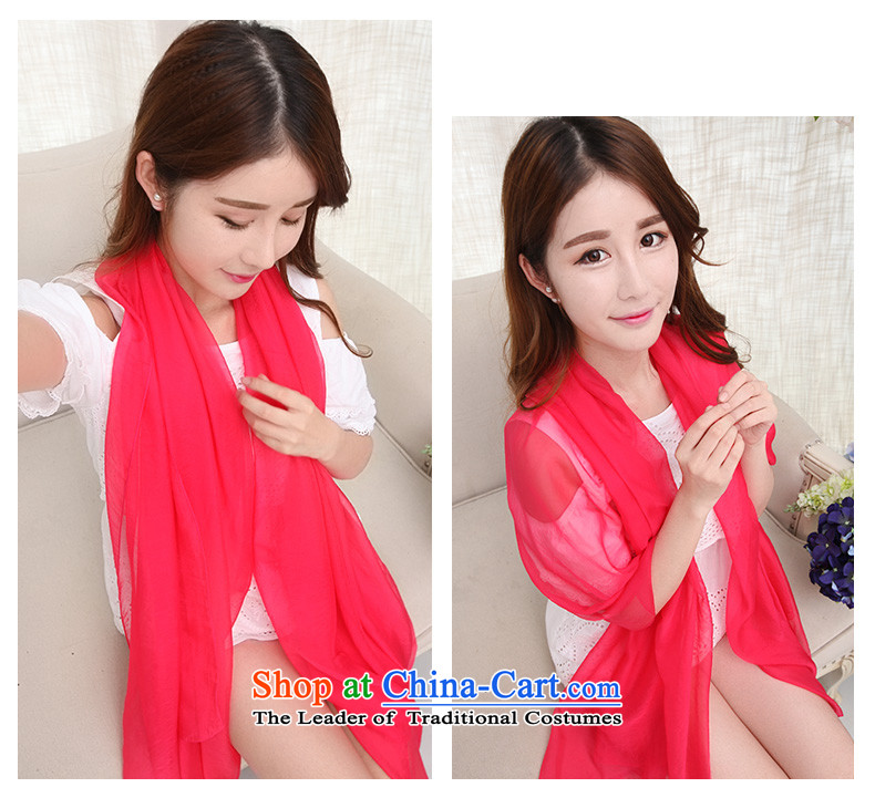 Shanghai Story silk scarves solid color herbs extract shawl scarf female autumn and winter warm-ups. A large red picture, prices, brand platters! The elections are supplied in the national character of distribution, so action, buy now enjoy more preferential! As soon as possible.