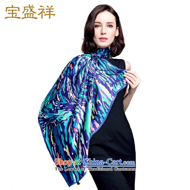 Eric Blossom Ms. New Silk Scarf of party history herbs extract stamp air hostesses reception Fancy Scarf LTTE Jiang