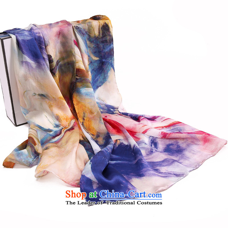 The Government of the hangzhou silk silk 2015 autumn and winter silk scarves President Dos Santos silk scarves long, Fanshi Town,