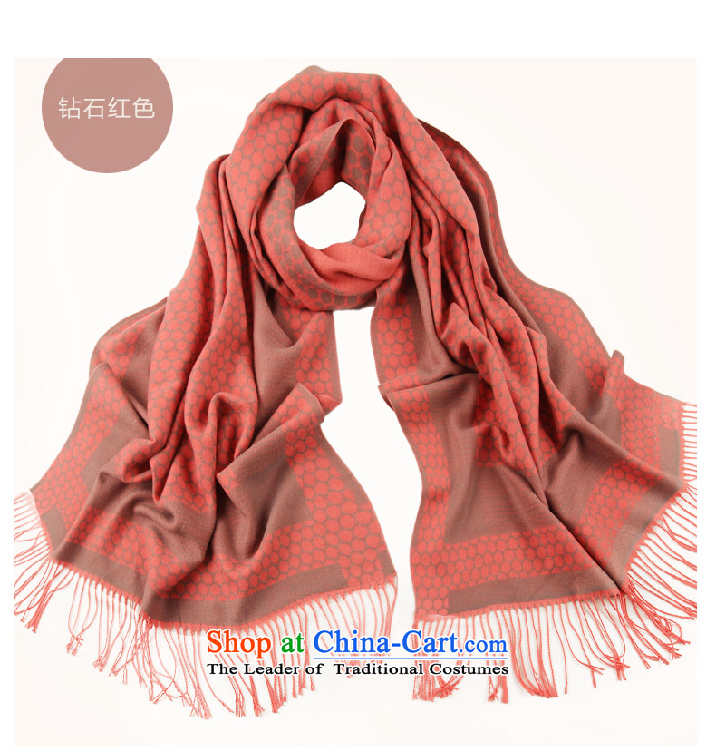 The Hsihu snow pashmina autumn and winter warm new grid Extralong and a Korean version of the Diamond Red Shawl blueprint chip, prices, brand platters! The elections are supplied in the national character of distribution, so action, buy now enjoy more preferential! As soon as possible.