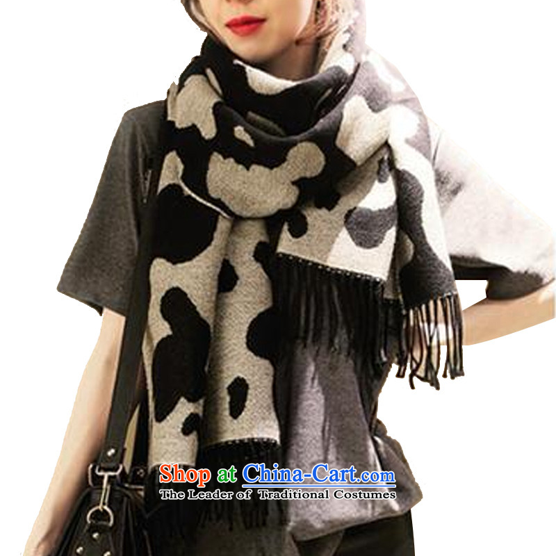 With the Chineseversion of the 2015 autumn and winter won new dairy stretch marks the end of the scarf leopard women current su shawl dairy