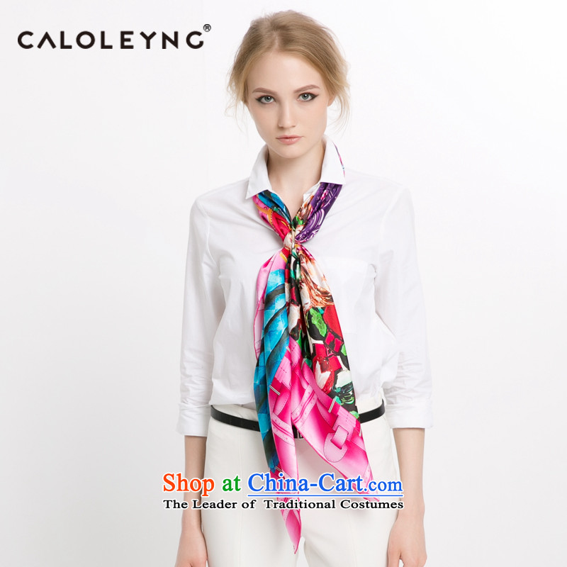 Charlotte silk shawls sheep to the elderly in the autumn and winter female silk scarf herbs extract shawl maxi air-conditioning with scarves light violet