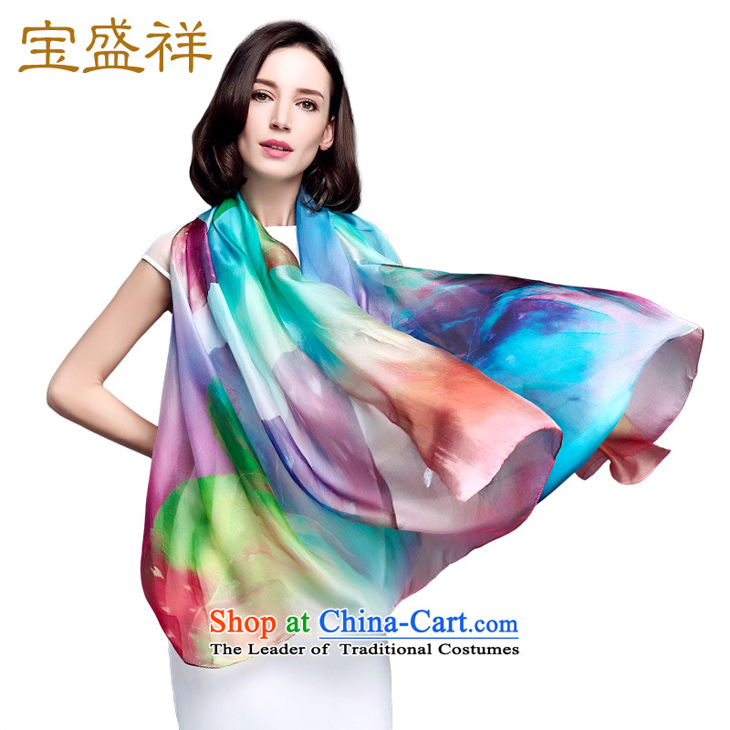 Eric Blossom Girl, herbs extract silk scarves temperament wild female scarf summer shawl drives also Temptation
