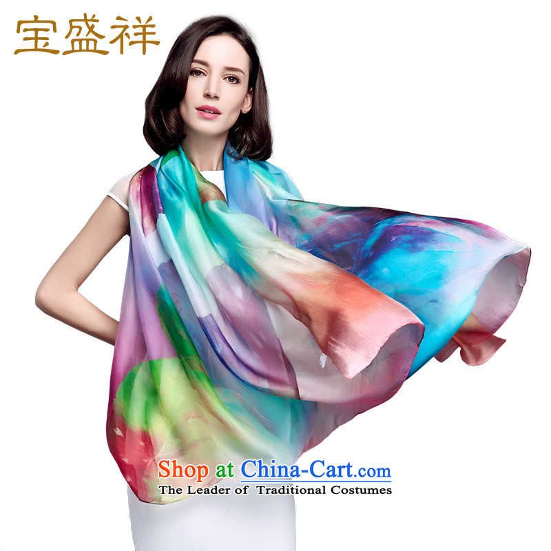 2015 Autumn Blossom Cheung New herbs extract chiffon silk scarf butterfly multimedia temptation to long