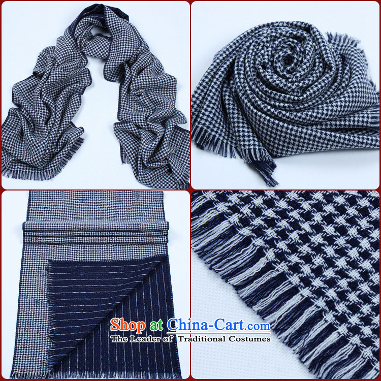Shanghai Story autumn and winter new) is the end of the scarf Dyed Wool double-sided chidori grid scarf thick men warm gift of black-and-white scarf chidori picture, prices, brand platters! The elections are supplied in the national character of distribution, so action, buy now enjoy more preferential! As soon as possible.