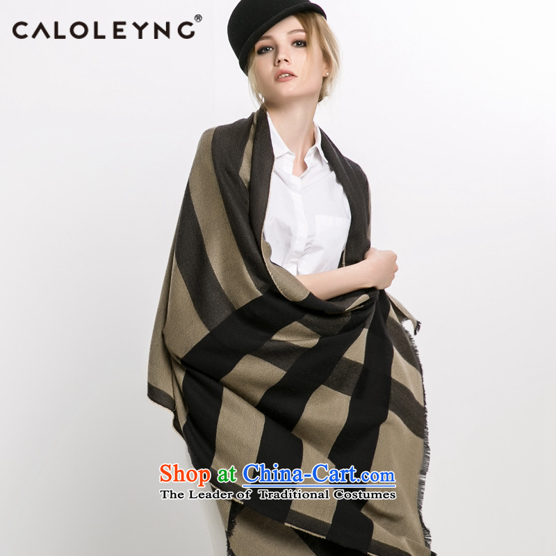 Charlotte sheep to new products wool Fancy Scarf autumn and winter female maxi a national grid scarves wool wind two classic British Grid, Charlotte CALOLEYNG sheep to , , , shopping on the Internet)