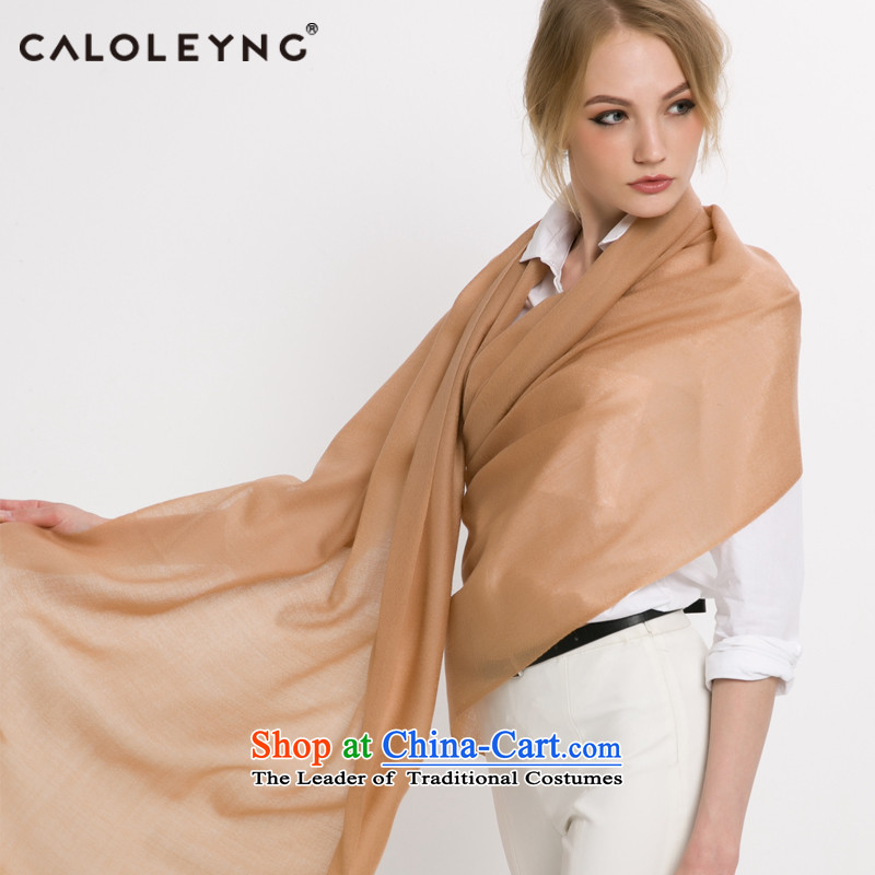 Charlotte sheep to new products wool large Fancy Scarf blue woolen scarves female Use two light and color of autumn and winter