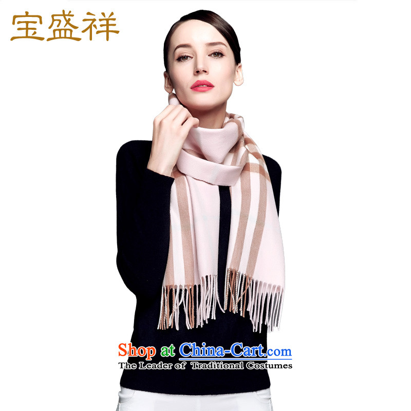 Eric blossom pashmina shawl a classic wool scarf pink of Ms. c8113