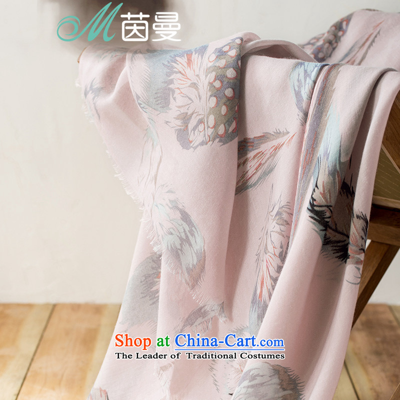 Athena Chu new autumn 2015 Cayman thin scarf arts wild elections as soon as possible and pink 853140193 and pink