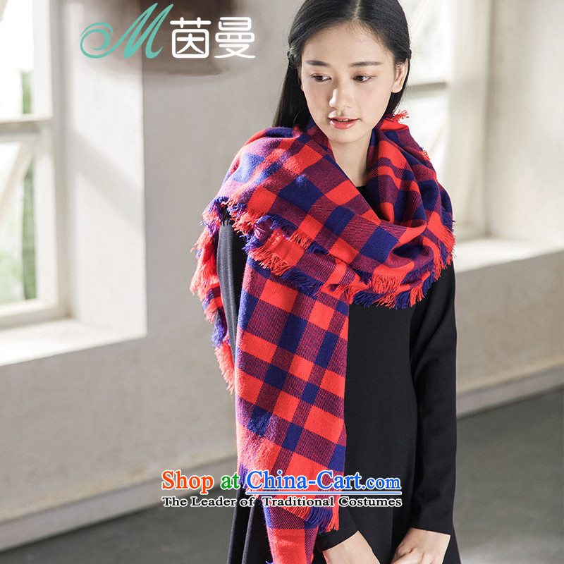 Athena Chu Cayman2015 new spring and autumn scarf arts wild scarf accessories with Ms. 853140183 (red red as soon as possible.