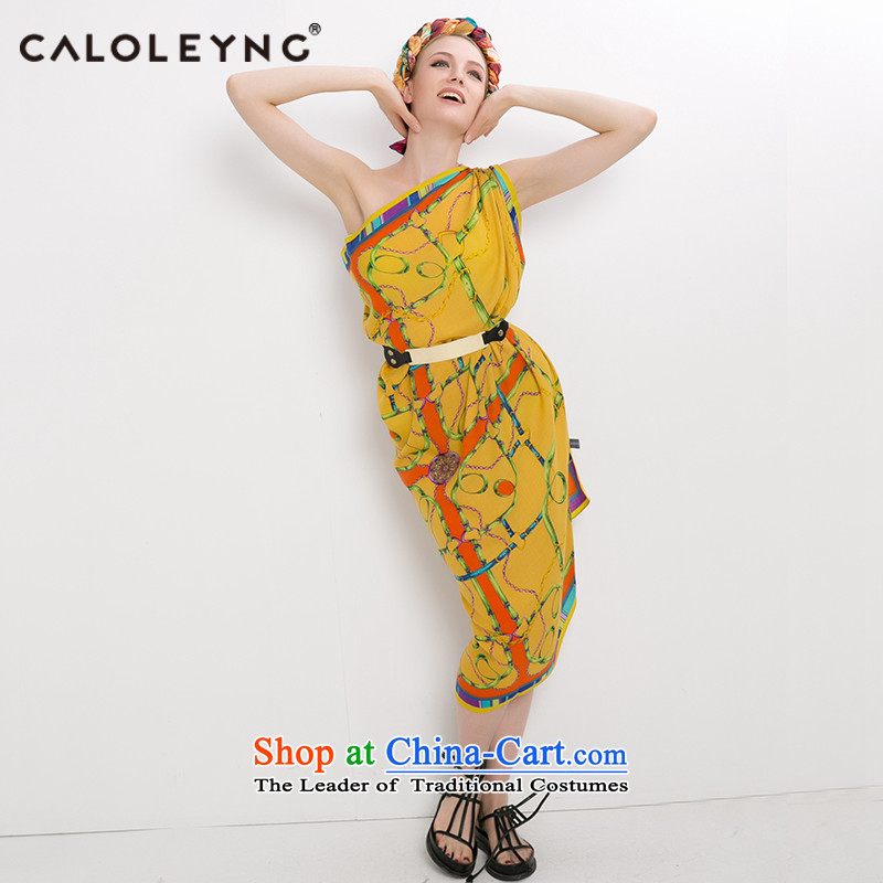 Charlotte sheep fleece scarf and poised to towel female wool Fancy Scarf two spring and autumn with warm winter yellow
