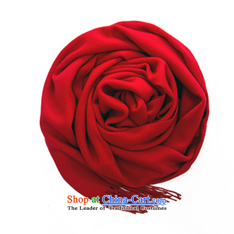 Mongolia to 2015 autumn and winter wins new cashmere shawls a scarf two plain color woolen scarves shawl oversized Thick edging shawl pink, Monrovia Wins Kiu (MENG SHENG JIAO) , , , shopping on the Internet