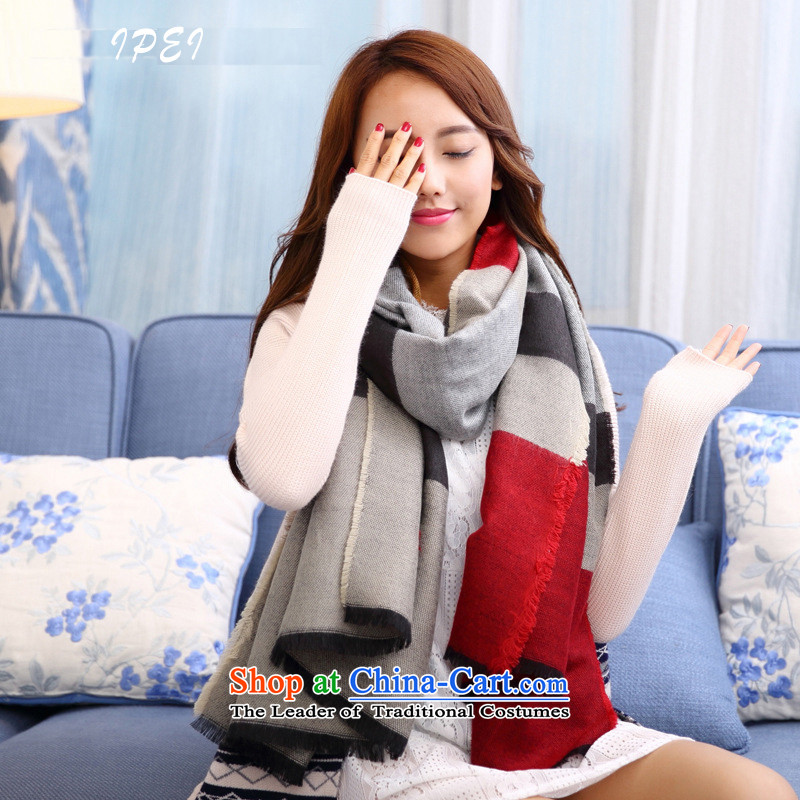 Ipeiautumn and winter Korean female Ms. Winter a scarf warm shawl