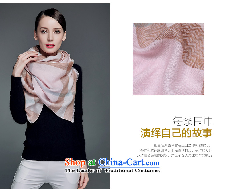 Eric blossom autumn and winter new inner mongolia fine wool women scarves Ms. men grid wool Handkerchief too warm apricot large pictures of her shawl, prices, brand platters! The elections are supplied in the national character of distribution, so action, buy now enjoy more preferential! As soon as possible.