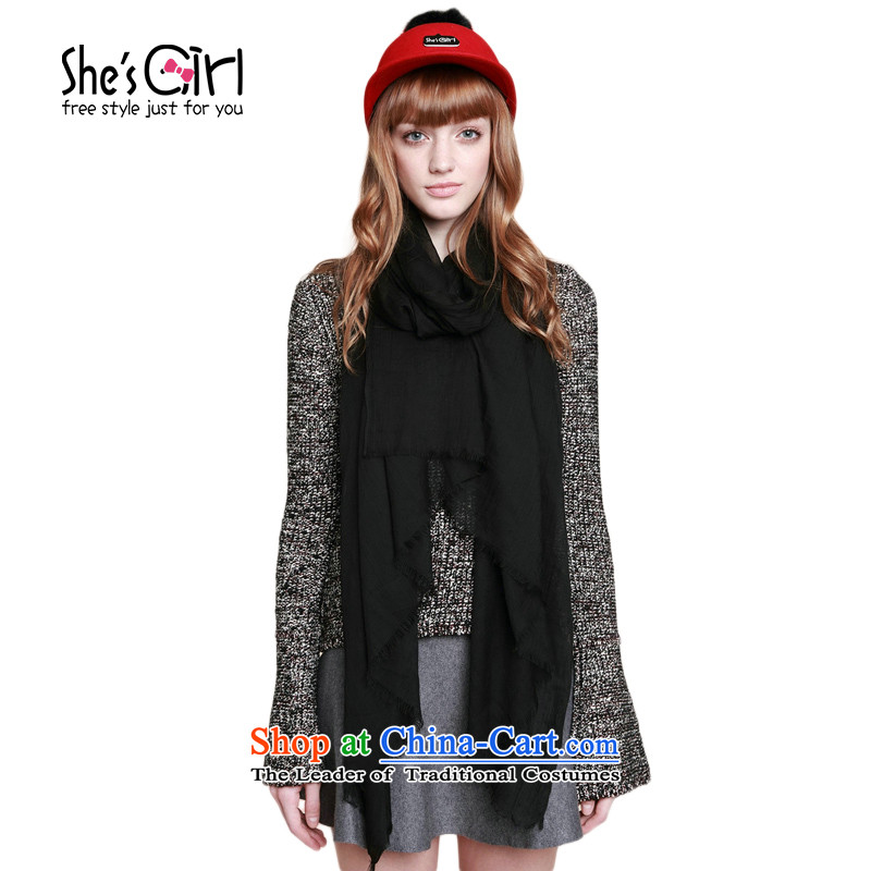 She'sgirl accessories wild utility using more long thin scarves shawl GSL9519376 G0