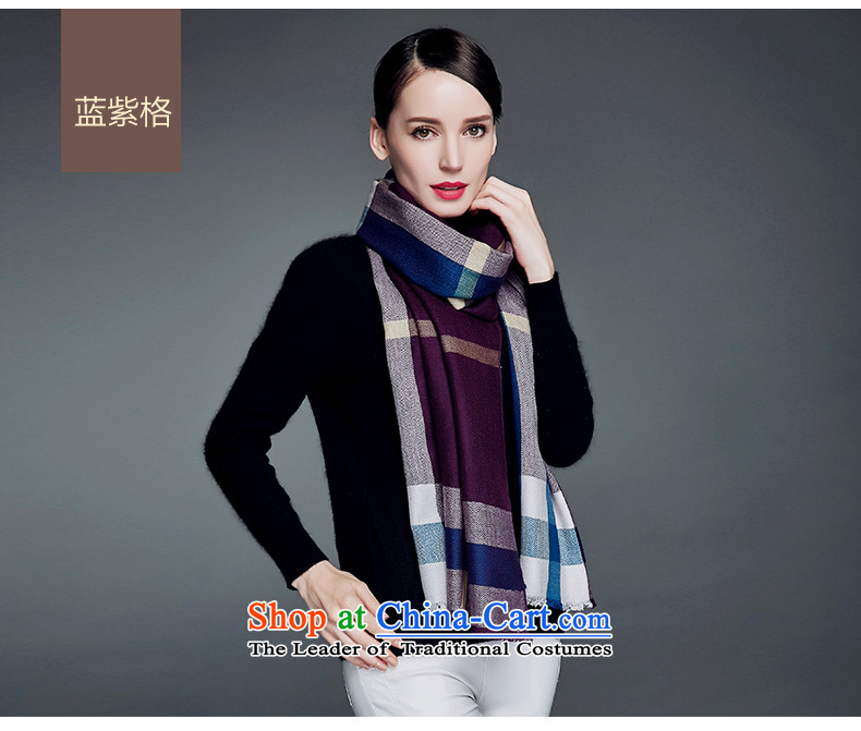 Ms. Cheung blossom woolen scarves shawl wild latticed large shawl autumn and winter wool long scarf female toner large wire picture, prices, brand platters! The elections are supplied in the national character of distribution, so action, buy now enjoy more preferential! As soon as possible.