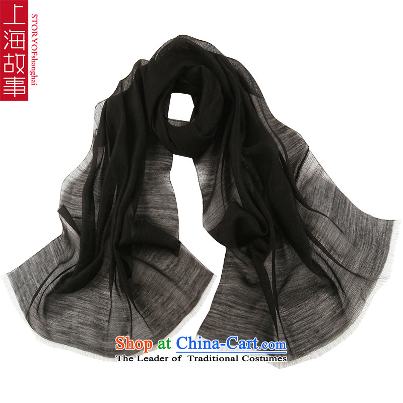 Shanghai Story wooler scarf solid color scarves silk scarves Ms. spell CC08