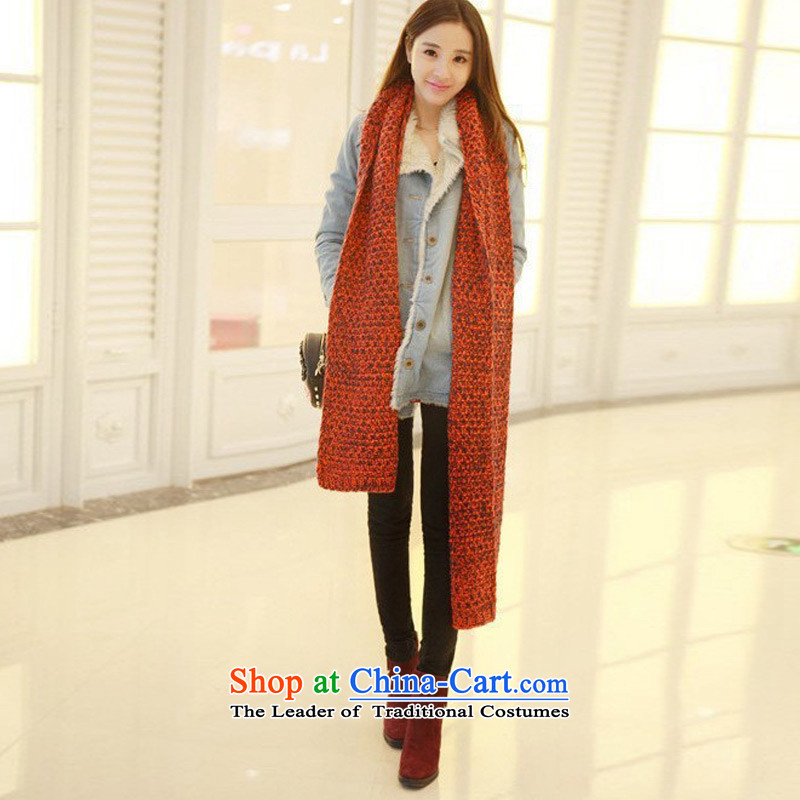 2015 Autumn and winter TAOYEE new female couple a Fall Winter Knitting scarves Picture Color