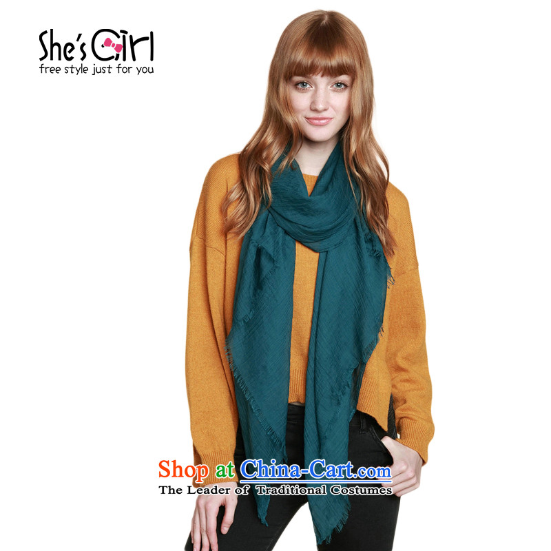 She'sgirl accessories wild utility using more long thin scarves shawl GSL9519376 C0