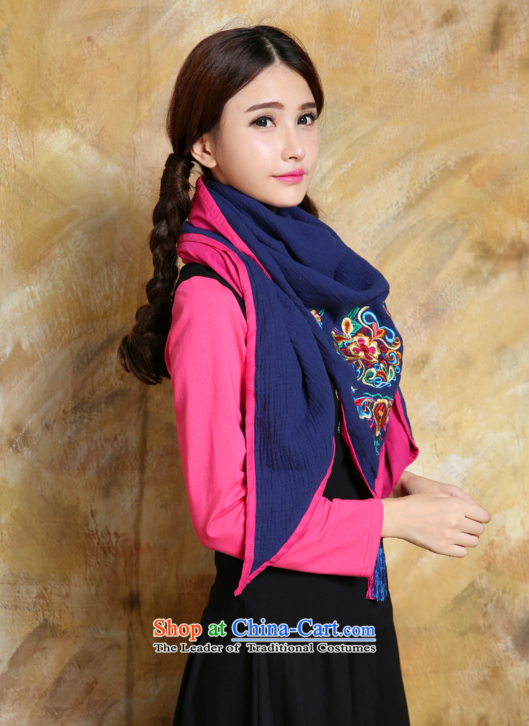 Orange Tysan *NQ8931 ethnic women 2015 autumn and winter new Embroidered scarf edging Color Plane Collision green picture, prices, brand platters! The elections are supplied in the national character of distribution, so action, buy now enjoy more preferential! As soon as possible.