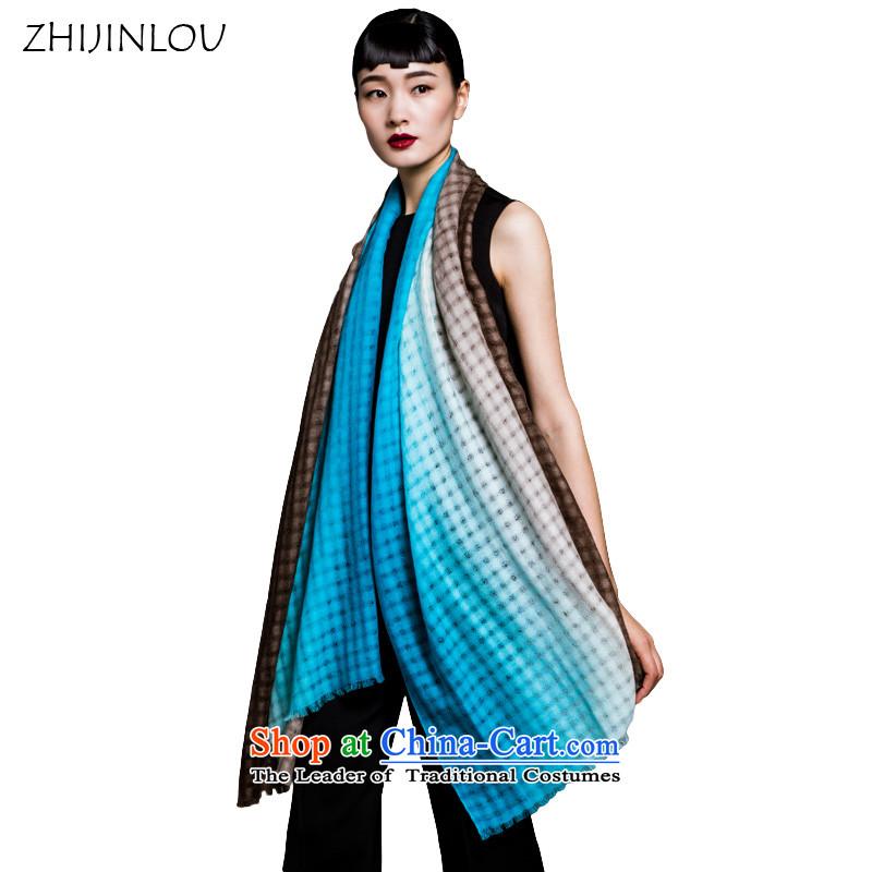 Wooler scarf autumn tapestries floor girl of Australian warm longer woolen shawl DANEWIN BLOSSOM Tsing Yi