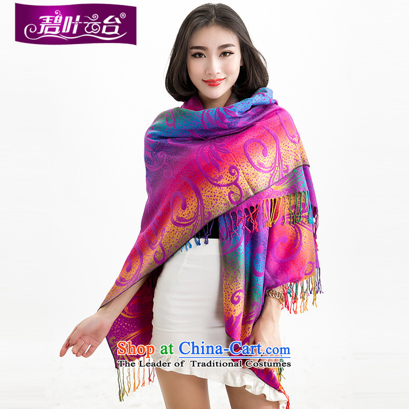 Mr Pik PTZ 2015 new ethnic shawl pashmina shawl seven colored with winterizing Ms. warm party scarf 002