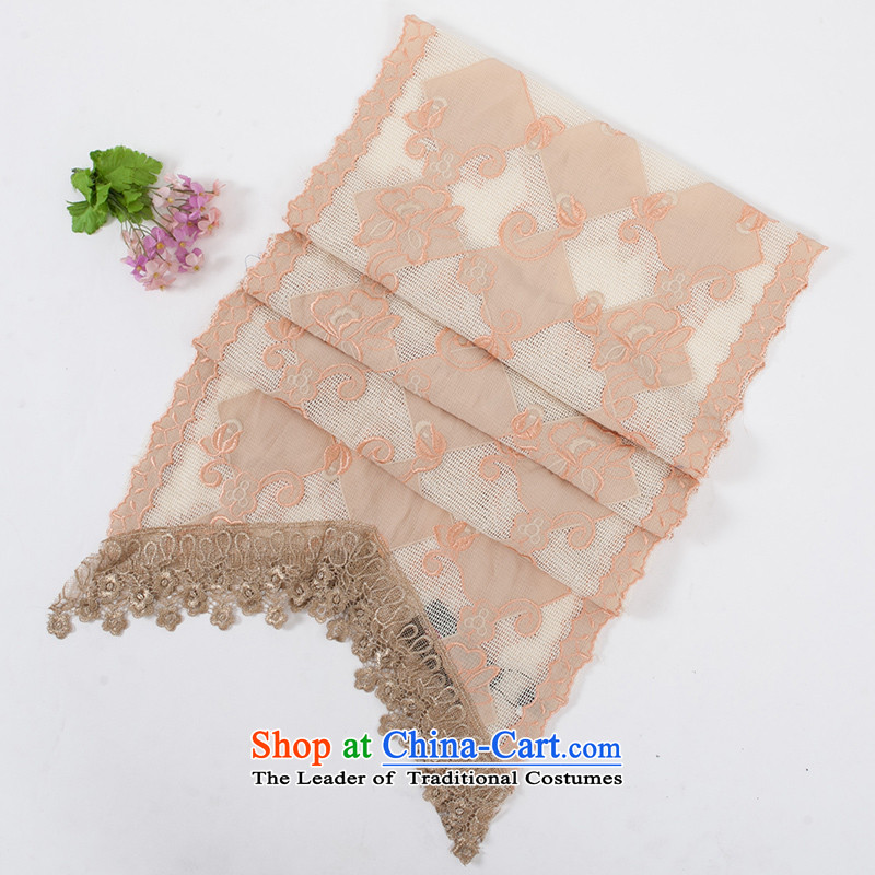 We have 2015 new products, warm autumn and winter lace shawl long winter J-122 masks in female scarf J-122 Pink