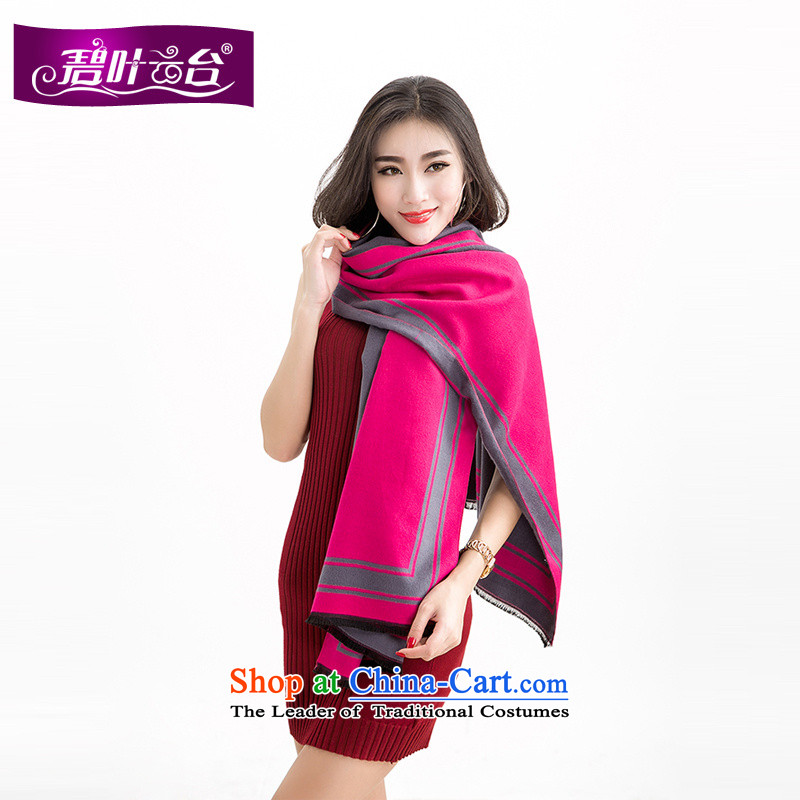 Mr Pik PTZ on both sides of the border by 2015 solid color new autumn and winter handkerchief also use a shawl Sleek and versatile cashmere shawls A007