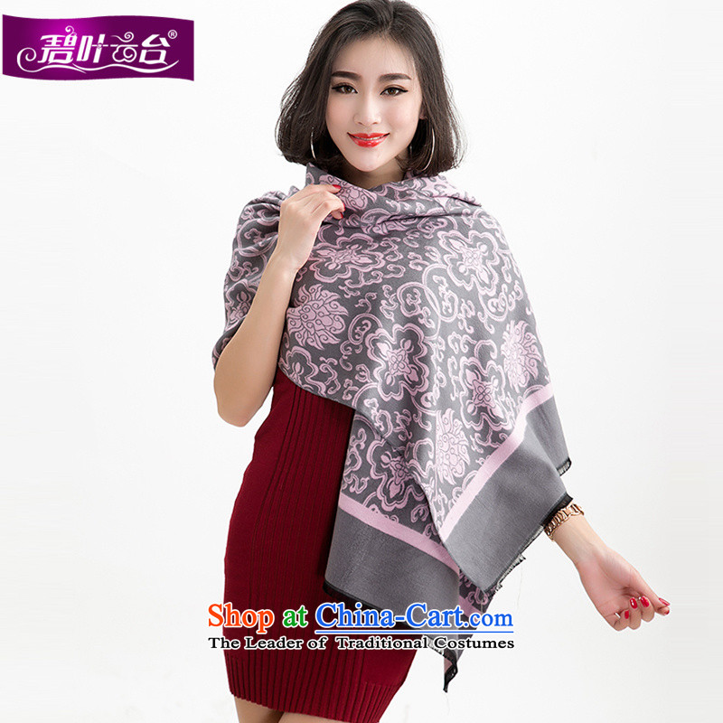 Mr Pik PTZ 2015 new ethnic women daisy-chained with scarves shawl autumn and winter coats warm stamp a003