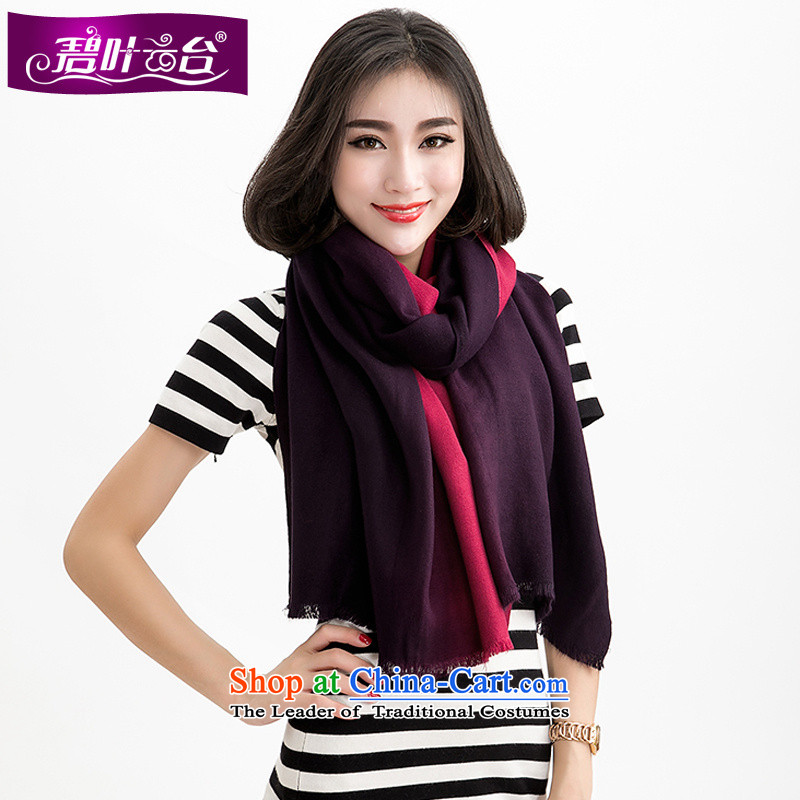 Mr Pik PTZ 2015 Ms. new scarf winter shawl two Korean version of the gradient warm cashmere thick Wai Shing聽005