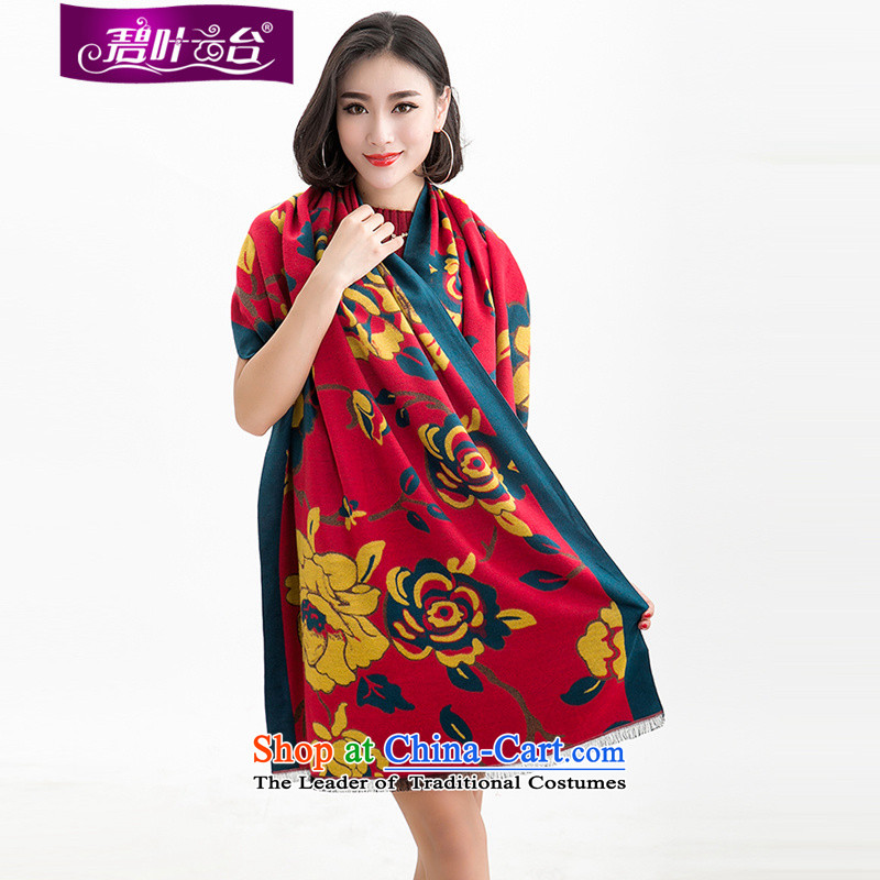 Mr Pik PTZ 2015 New Ms. Winter a wool Fancy Scarf two with the double-sided suit winterization warm001