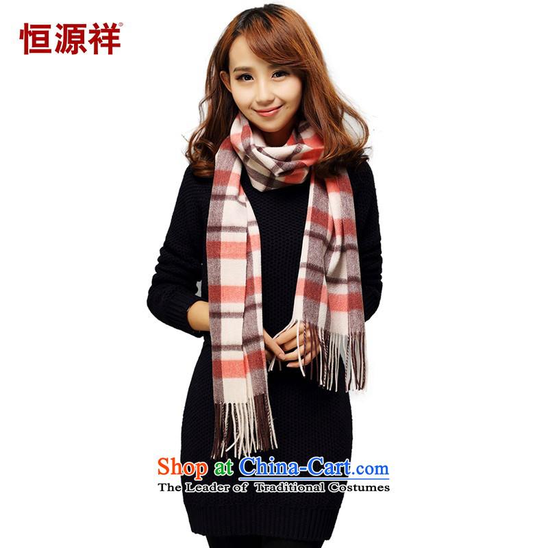 Hengyuan Cheung warm mixed polester velvet scarf scarves Hengyuan Cheung Man scarf聽4073
