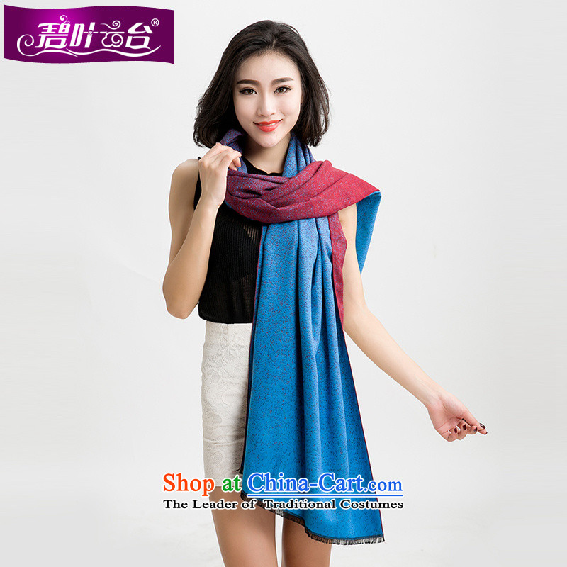 Mr Pik PTZ 2015 autumn and winter won increase thick wool scarves version cashmere shawls two warm-spots with solid color A008