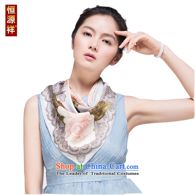 Hengyuan Cheung silk scarves herbs extract scarf and classy towel聽244_ shawl