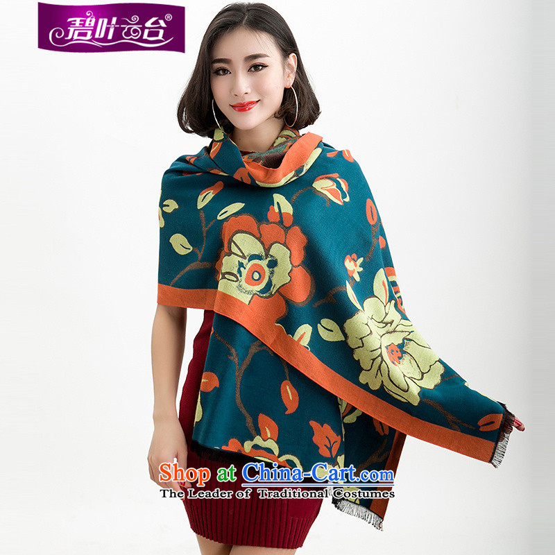 Mr Pik PTZ 2015 New Ms. Winter a wool Fancy Scarf two with the double-sided suit winterization warm003