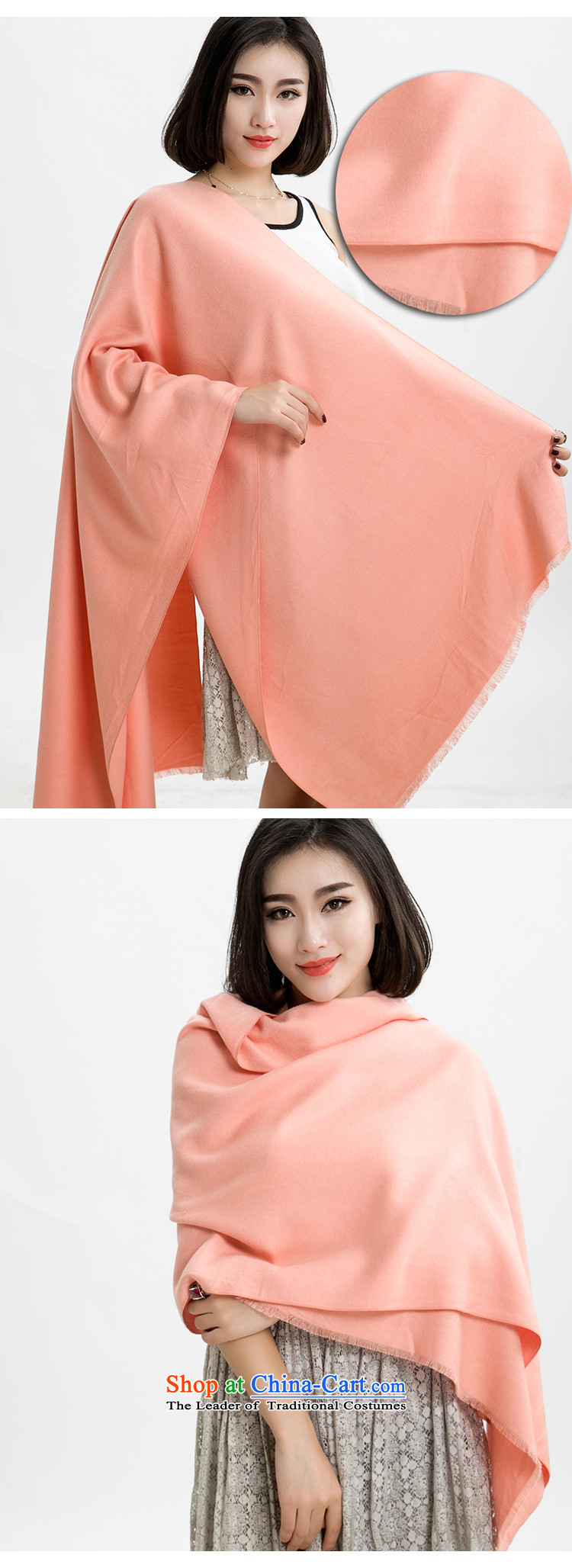 Mr Pik PTZ 2015 Winter New Pure color is sui warm-thick, Cashmere wool Fancy Scarf4313handkerchief also 010 pictures, prices, brand platters! The elections are supplied in the national character of distribution, so action, buy now enjoy more preferential! As soon as possible.