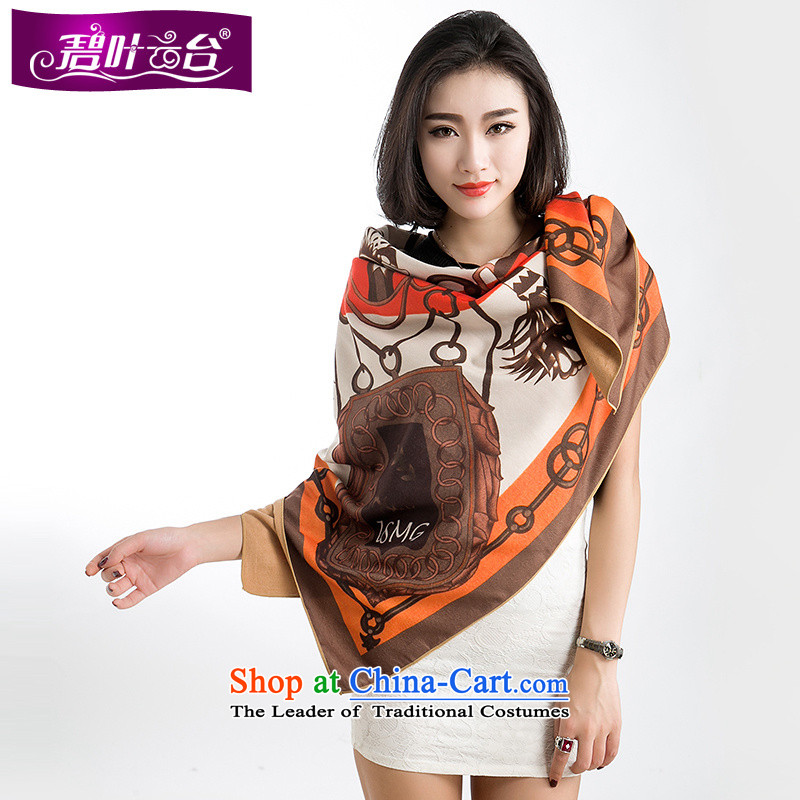Mr Pik PTZ 2015 autumn and winter ponies pashmina girls duplex long thick batch shoulder winterization warm Fancy Scarf shawl002