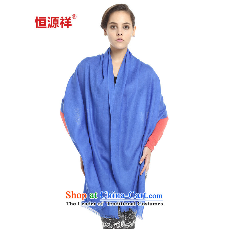 Ms. Cheung Hengyuan wooler scarf 2015 autumn and winter new stylish wild warm J891 scarf
