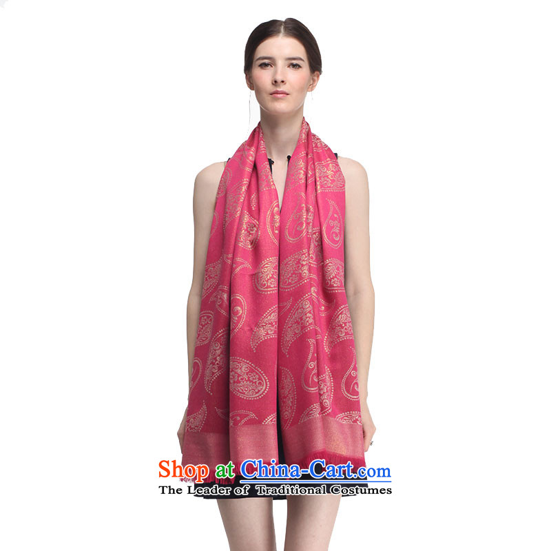 The 2015 new spirit, Turandot, autumn and winter air conditioning towel Cotton Thin silk women extension shawl handkerchief 15106 also water red