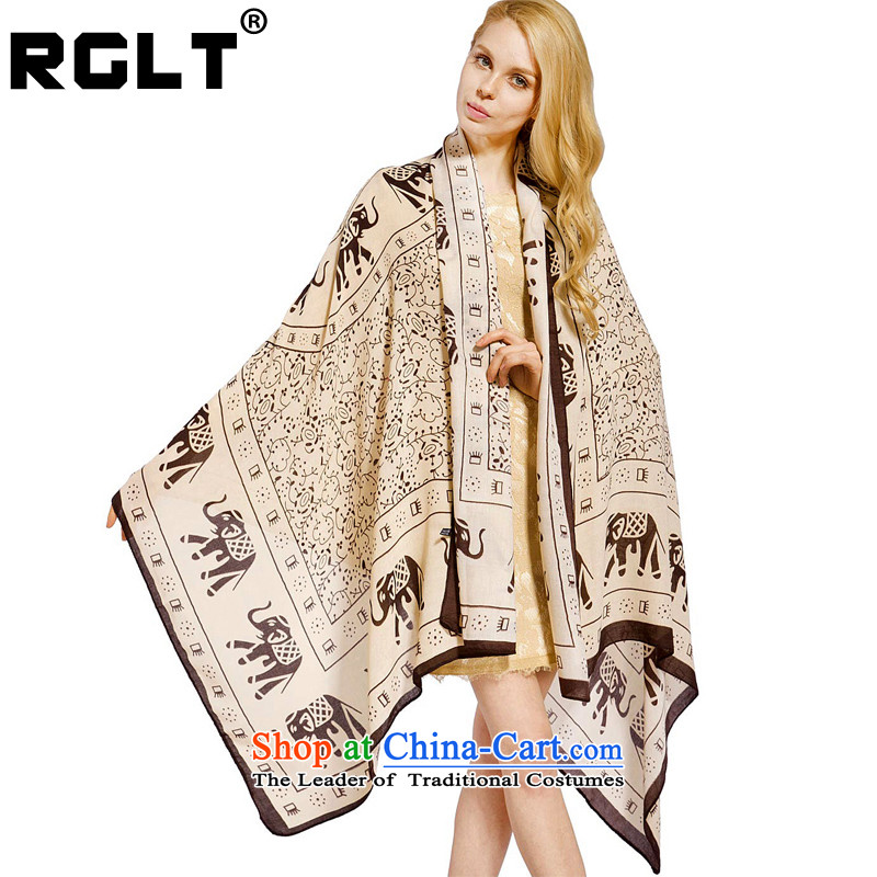 Rglt Rui,2015 autumn and winter stamp great national specifications air-conditioning intensity warm travel with Fancy Scarf Ka wood with like-beige