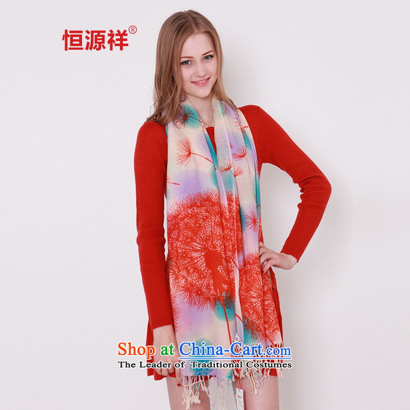 Ms. Cheung Hengyuan wooler scarf 2015 autumn and winter new warm and stylish聽J2452-1聽Other